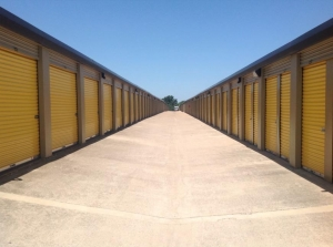 Image of Life Storage - Arlington - Blue Danube Street Facility on 1401 Blue Danube St  in Arlington, TX - View 2
