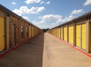 Image of Life Storage - Arlington - Blue Danube Street Facility on 1401 Blue Danube St  in Arlington, TX - View 3