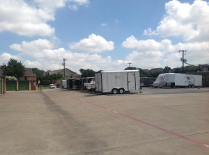 Image of Life Storage - Fort Worth - North Beach Street Facility on 6615 N Beach St  in Fort Worth, TX - View 4