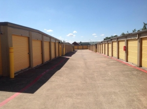 Image of Life Storage - Fort Worth - Bryant Irvin Road Facility on 5900 Bryant Irvin Rd  in Fort Worth, TX - View 2