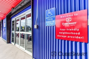 Image of CubeSmart Self Storage - Bronx - 255 Exterior St Facility on 255 Exterior St  in Bronx, NY - View 2