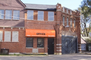 Image of South Shore Self Storage Facility on 7843 S Exchange Ave  in Chicago, IL - View 2