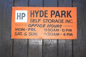 Image of Hyde Park Self Storage Facility at 5155 S Cottage Grove Ave  Chicago, IL