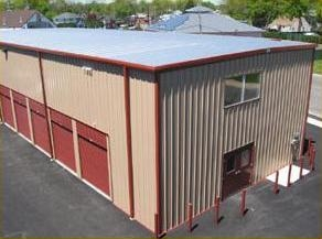 Image of Omega Self Storage of Amityville Facility on 185 Sunrise Hwy  in Amityville, NY - View 2