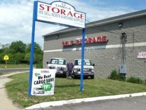 Image of Omega Self Storage of Amityville Facility at 185 Sunrise Hwy  Amityville, NY