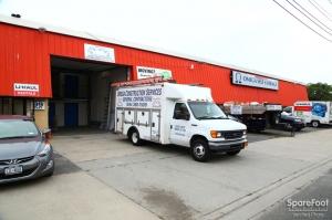 Image of Omega Self Storage of Mineola Facility on 99 E 2nd St  in Mineola, NY - View 2