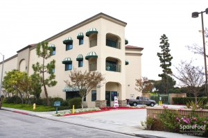 Image of Bolsa Chica Self Storage Facility on 13090 Old Bolsa Chica Rd  in Westminster, CA - View 3