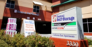 Central Self Storage - Lafayette