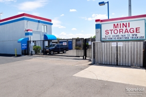 Image of Central Self Storage - Mesa Facility on 3049 E McKellips Rd  in Mesa, AZ - View 2