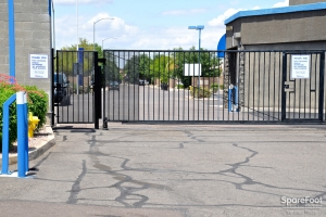 Image of Central Self Storage - Mesa Facility on 3049 E McKellips Rd  in Mesa, AZ - View 3