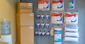 Cheap Storage Units At Central Self Storage Boise In 83709 Boise