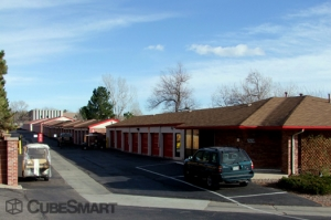 CubeSmart Self Storage - Littleton - 7650 South Broadway