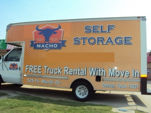 Image of Macho Self Storage - Denton Facility on 525 Fort Worth Dr  in Denton, TX - View 3