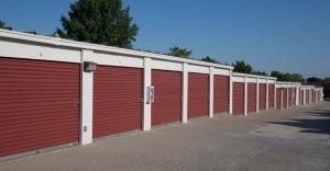 Image of Central Self Storage - Kansas City Facility on 1702 E Kansas City Rd  in Olathe, KS - View 2