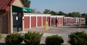 Image of Central Self Storage - Kansas City Facility on 1702 E Kansas City Rd  in Olathe, KS - View 3