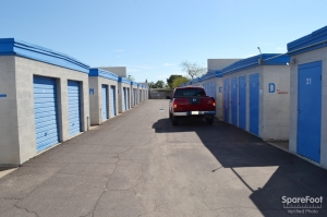 Cheap Storage Units At Scottsdale Self Storage In 85251