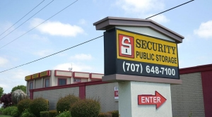 Security Public Storage - Vallejo - Photo 9