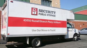 Image of Security Public Storage - Ashburn Facility on 45050 Russell Branch Pky  in Ashburn, VA - View 2