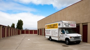 Image of Security Public Storage - Richmond Facility on 801 Madeline Road  in Richmond, CA - View 2
