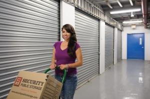 Image of Security Public Storage - Huntington Beach Facility on 7676 Slater Ave  in Huntington Beach, CA - View 3