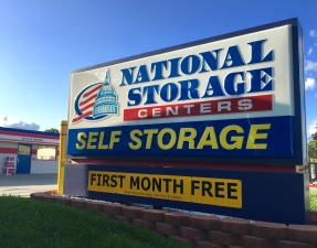 Image of National Storage Centers - Westland on Newburgh Road Facility at 1638 South Newburgh Road  Westland, MI