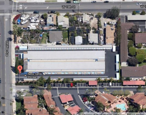 Image of Ayres Self Storage - Costa Mesa Facility on 1880 Whittier Ave  in Costa Mesa, CA - View 2
