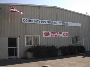 Image of Community Mini Storage Facility at 46 Industrial Way  Greenbrae, CA