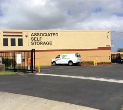 Image of Associated Self Storage - Miramar Facility on 9434 Kearny Mesa Rd  in San Diego, CA - View 2