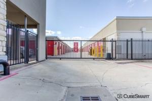 Image of CubeSmart Self Storage - Allen Facility on 1717 Angel Pky  in Allen, TX - View 2