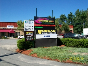 Morgan Self Storage - Salem