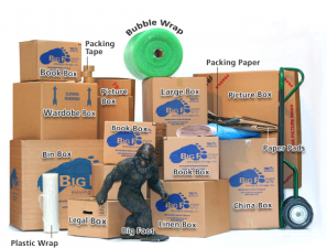 Image of Big Foot Moving & Storage, Inc. Facility on 5 Craig Road  in Acton, MA - View 4