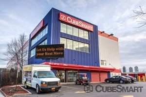 Image of CubeSmart Self Storage - Bronx - 200 E 135th St Facility at 200 E 135th St  Bronx, NY