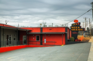 Image of NoDa Self Storage Facility on 2401 N Davidson St  in Charlotte, NC - View 2