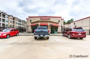 Image of CubeSmart Self Storage - Houston - 7825 Katy Fwy Facility at 7825 Katy Fwy  Houston, TX