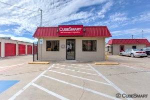 Image of CubeSmart Self Storage - Saginaw - 419 N Saginaw Blvd Facility at 419 N Saginaw Blvd  Saginaw, TX
