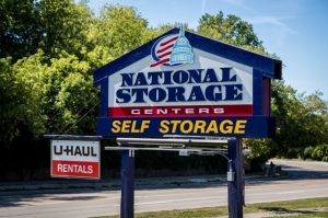 Image of National Storage Centers - Ann Arbor on Plymouth Road Facility at 1645 Plymouth Rd  Ann Arbor, MI