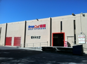 Image of StorCal Self Storage - Woodland Hills #3 Facility on 6061 de Soto Ave  in Woodland Hills, CA - View 2