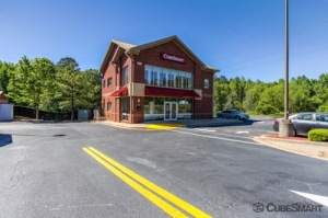 Image of CubeSmart Self Storage - Norcross - 5180 Peachtree Industrial Blvd Nw Facility at 5180 Peachtree Industrial Blvd Nw  Peachtree Corners, GA