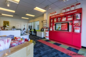 Image of CubeSmart Self Storage - Fairfax Facility on 3179 Draper Dr  in Fairfax, VA - View 3
