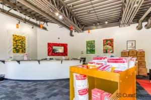Image of CubeSmart Self Storage - Dunwoody Facility on 4931 Ashford Dunwoody Rd  in Dunwoody, GA - View 2