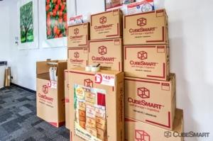 Image of CubeSmart Self Storage - Dunwoody Facility on 4931 Ashford Dunwoody Rd  in Dunwoody, GA - View 3