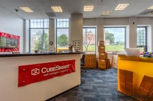 Image of CubeSmart Self Storage - Washington - 175 R St Ne Facility on 175 R St NE  in Washington, DC - View 2