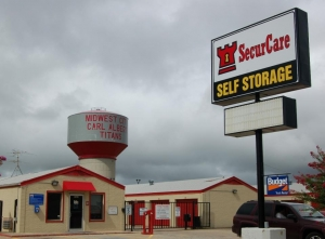 Photo of SecurCare Self Storage - Midwest City - SE 29th St