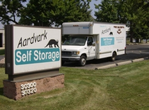 Image of Aardvark Self Storage - Wixom Facility on 30320 Beck Rd  in Wixom, MI - View 3