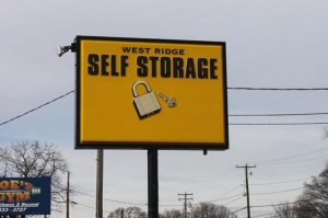 Image of West Ridge Self Storage Facility at 4271 West Ridge Road  Erie, PA