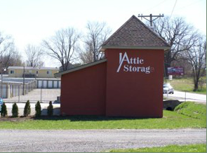 Picture of Attic Storage - Platte City