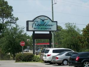 Image of Freedom Self Storage - Fort Walton Beach - 1500 Freedom Self Storage Rd Facility at 1500 Freedom Self Storage Rd  Fort Walton Beach, FL