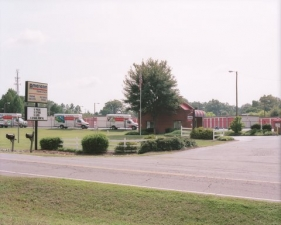 Image of American Store & Lock #3 Facility at 9833 Newell-Hickory Grove Rd  Charlotte, NC