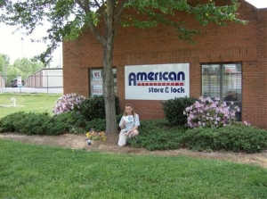 Image of American Store & Lock #3 Facility on 9833 Newell-Hickory Grove Rd  in Charlotte, NC - View 2