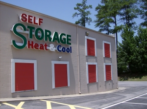 Image of Spring Valley Storage & Business Centre Facility on 9005 Two Notch Rd  in Columbia, SC - View 2